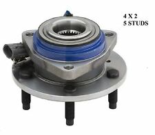Front Wheel Hub Bearing Assembly Fit BUICK Century (FWD, 4W ABS) 1997 - 2005