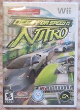 Nintendo Wii Need for Speed Nitro (Brand new)