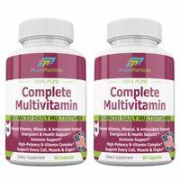 Women's Daily Multivitamin Multimineral Supplement. Vitamins and Minerals. 2 btl