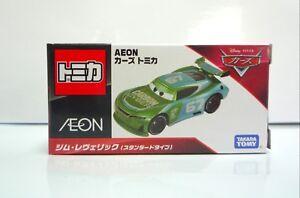 Takara Tomy / Disney Tomica Pixar Cars Jim Revelic Standard Type / Aeon Limited