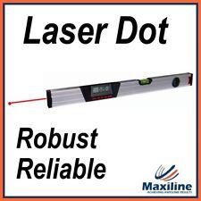 600MM Aluminium Digital Spirit Level with Inclinometer Laser Dot Robust Level