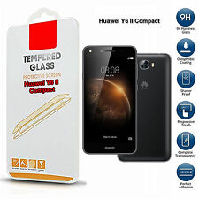For Huawei Y6 2 Compact Tempered Glass Mobile Phone Screen Protector