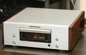 marantz CD Player High Quality Headphone Amp Built-in Silver Gold HD-CD1/FN NEW