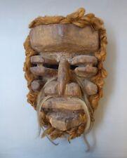 Guere Wobe Maske Elfenbeinküste Afrika mask Ivorry coast um 1930