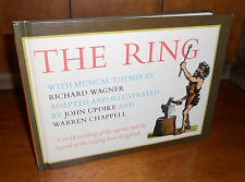 Signed First Edition ~ The Ring by John Updike and Warren Chappell, 1964, Wagner