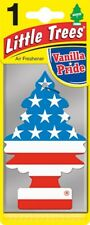 168 Little Trees VANILLA PRIDE Cool Scent Aroma Alot Car Air Fresh Truck Smell