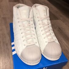 Adidas Originals Pro Model Clear Brown High Top BZ0213 Multiple Sizes BRAND NEW