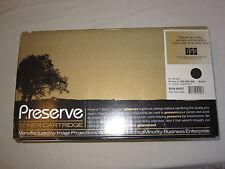 PRESERVE TONER CARTRIDGE HP COLOR LJ 1500/2550/2840 NEW BLACK SKU#509787