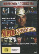 SUPER SNOOPER -   Terence Hill, Ernest Borgnine, Joanne Dru - DVD