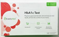 EverlyWell Physician Approved At Home Test Kit HbA1c Blood Sugar