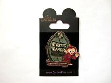 Disney Pin - HKDL - Mystic Point - Mystic Manor Logo with Albert