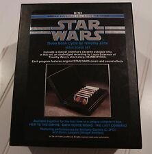 Star Wars Audio Book Boxed Set Vtg 90's Cassettes In Collector Box Timothy Zahn