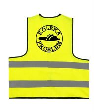Koleka problem Hi-Vis safety vests yellow XL