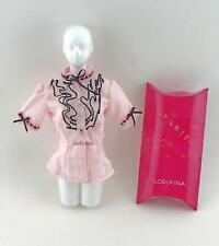 "Lorifina 20"" Doll Clothes Blouse Pink Ruffle Trim Hasbro Detailed 2007 w/Box New"