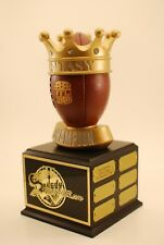 "Fantasy Football 14"" 18 Year Champion Trophy- Free Engraving! Ships In 1 Day"