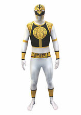 Original Morphsuits White Power Rangers Adult Suit Character Morphsuit X-large 780322