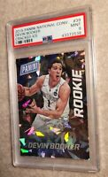 Devin Booker 2015 ROOKIE Panini The National Cracked Ice /25 PSA 9💎📈💲