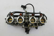 03 04 05 06 KAWASAKI Z1000  MAIN THROTTLE BODIES W  FUEL INJECTORS W STVA