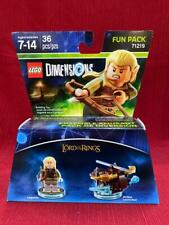 LEGO DIMENSIONS LORD OF THE RINGS LEGOLAS FUN PACK #71219 NEW in Box SEALED