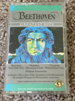 """Beethoven's Greatest Hits"" CASSETTE | Mormon Tabernacle Choir | PMT 39434"