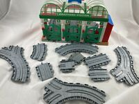 Thomas The Train Take Along N' Play Knapford Station