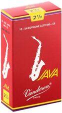 Vandoren Java Red 2.5 - Sr2625r Saxophones Anches Saxophone Alto