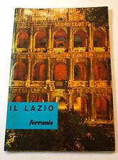 Guida per turista fotografico vol.III Il Lazio Ferrania 1963