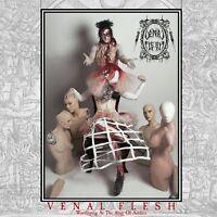 VENAL FLESH Worshiping at the Altar of Artifice CD 2016