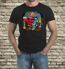 GARAGE RAT ROD / HOT ROD T-SHIRT