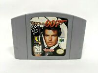 Nintendo 64 N64 Golden Eye 007 Video Game Cartridge Tested Working