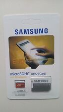 256GB Micro SDXC USH-I Card 48mb/s TF Memory SD Card with Adapter