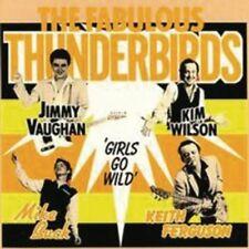Girls Go Wild - Fabulous Thunderbird (2013, CD NEUF)