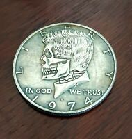 Unusual American Half Dollar
