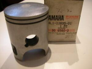 NOS Kolben 1.ÜM Yamaha RD250LC '81  4L1-116350-10