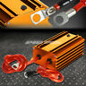 HIGH EFFICIENCY UNIVERSAL CAR BATTERY VOLTAGE STABILIZER REGULATOR+CABLE GOLD