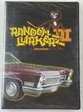 random lurkerz III 3 skateboarding DVD new sealed ogio vox sessions Adam Dyet
