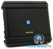 ALPINE MRV-V500 5-CHANNEL COMPONENT SPEAKERS TWEETERS SUBWOOFER AMPLIFIER NEW