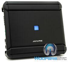 ALPINE MRV-V500 5-CHANNEL COMPONENT SPEAKERS TWEETERS SUBWOOFER AMPLIFIER NEW