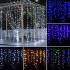 colgante Cortina HADA PARED Cuerda Alambre Luces Navidad Fiesta Boda Lámpara LED