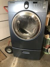 Samsung Breakwater Blue Gas Dryer 7.3cubic Ft DV218AGB/XAA