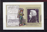 ALEMANIA/RFA WEST GERMANY 1991 MNH SC.1691 Mozart death bicent.