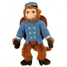 "NEW Disney 20"" FINLEY FLYING WINGED MONKEY Plush Wizard Of OZ Great & Powerful!"