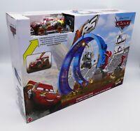 Disney Cars Xtreme Racing Serie Crash-Looping Spielset NEU OVP