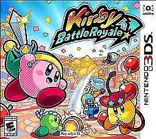 KIRBY BATTLE ROYALE * NINTENDO 3DS * BRAND NEW FACTORY SEALED!
