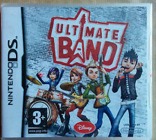 ULTIMATE BAND pour Nintendo DS ** NEUF ** Disney