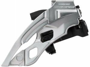 Shimano Deore FD-T-6000 3X10-fach Umwerfer Top Swing Schelle 34,9 Adapter 31,8