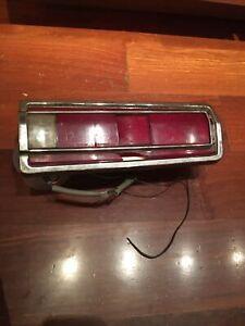1969 Datsun 510 Sedan USDM Tail Light Right w/ Harness