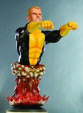 Bowen Designs CANNONBALL mini bust/statue~New Mutants~X-Men~Havok~NIB