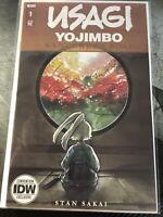 Usagi Yojimbo: Wanderer's Road #1 2020 NYCC LE 700 Peach Momoko FAST SHIPPING