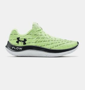 Under Armour- UA Flow Velociti Wind Running Shoes- Color: Lime- Size 12- NEW!!
